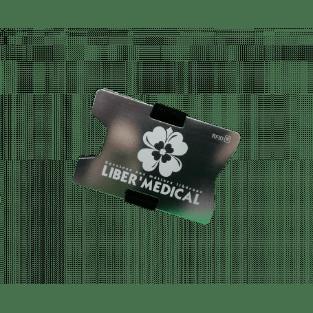 Porte cartes RFID - Liber Medical